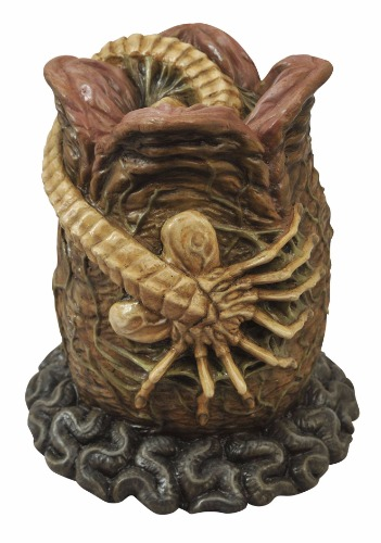 Alien Egg Face Hugger Vinyl Bank