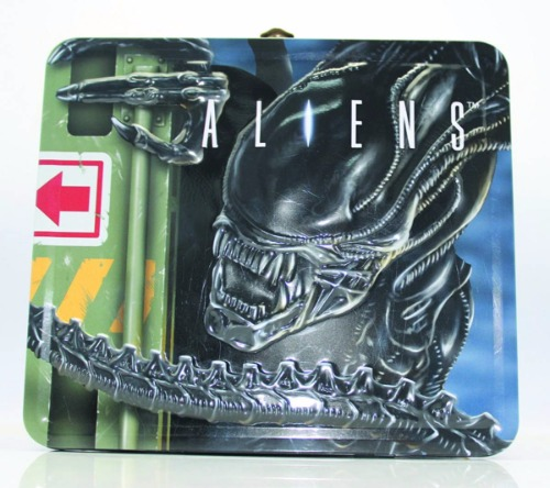 Alien Colonial Marines Lunchbox