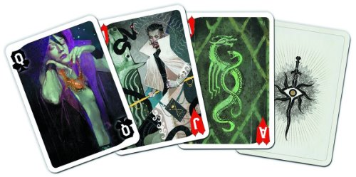 Inquisition Playing Cards