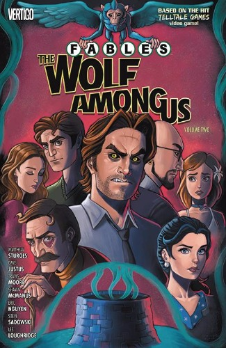 Fables The Wolf Among Us Volume 2