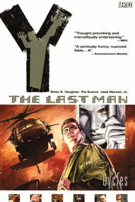 Y The Last Man Volume 2