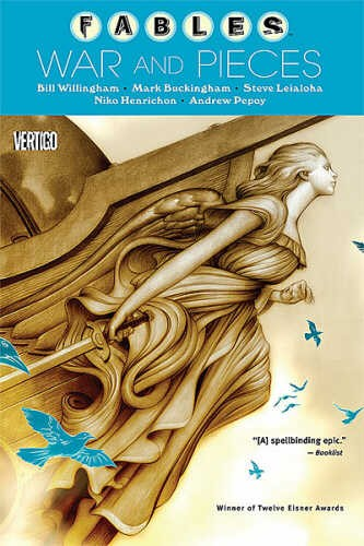Fables Volume 11