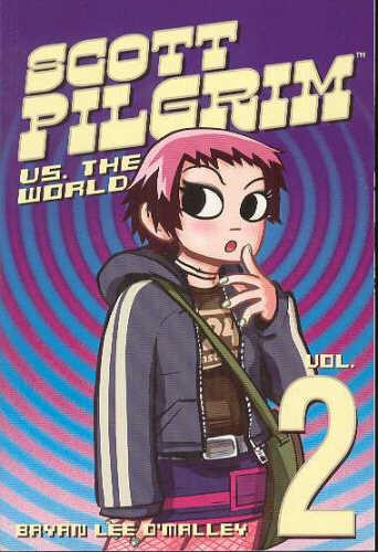 Scott Pilgrim Volume 2