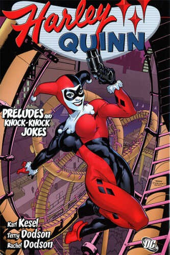Harley Quinn Preludes and Knock-Knock Jokes