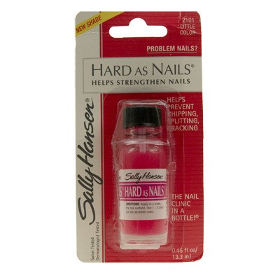 Sally Hansen Hard As Nails ~ Clear Violet 2102