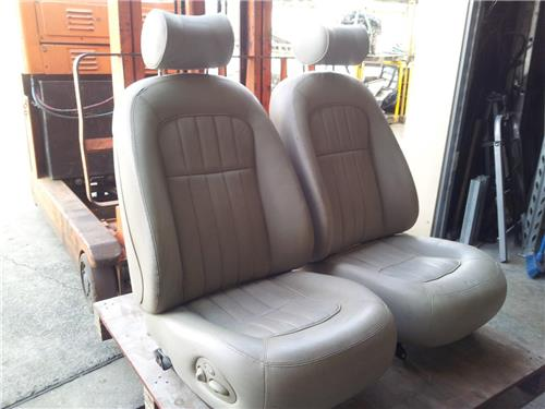 SOLD - JAGUAR X300 XJ6 1994 to 1887 original Leather seats Front & Back -Excellent cond