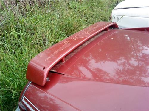 JAGUAR XJS rear TWR Spoiler suit all XJS Models ***BRAND NEW***