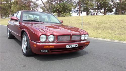 SOLD - JAGUAR 1995 XJR 4.0 ltr Supercharged Sedan - RARE Future Collectible Classic