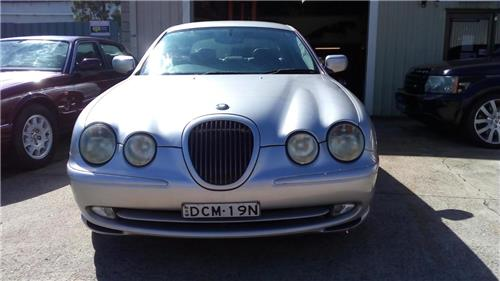 SOLD - JAGUAR S-Type 2001 V6 3.0ltr Auto Sedan - needs minor  work  - ***NO RESERVE***