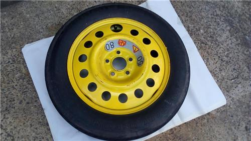 JAGUAR S-TYPE or X-TYPE 108pcd space saver wheel & tyre - great for S-type or X-Type -5 x 108 PCD