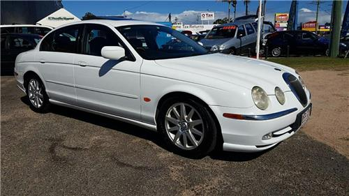 SOLD - **RARE**JAGUAR S-Type 1999 3.0ltr V6 MANUAL Getrag 5 Speed - 1 of 7 left in Aust