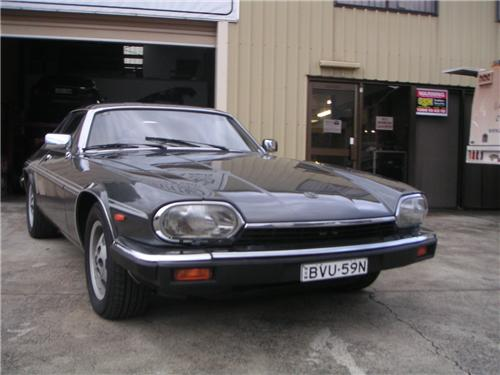 Jaguar xjs for sale australia