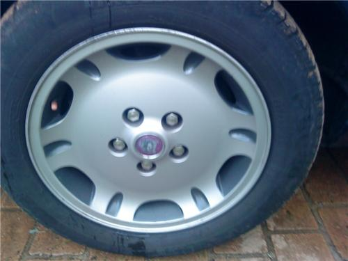 JAGUAR X300 16inch wheels and tyres-replace your Metric tyres