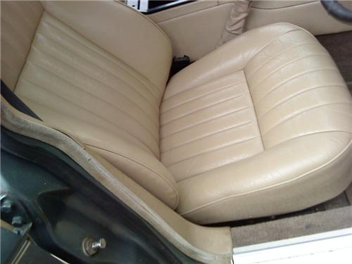 SOLD - JAGUAR XJ40 1988 original Leather seats -Excellent cond