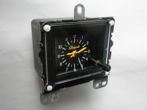 Discount Motor Company >> 1983-1984 Ford Thunderbird Clock - Factory Original Quartz - May also fit 1985 1986 1987 1988 ...