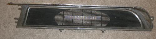 1962 Buick Right Dash Speaker Grille 120219 (1)