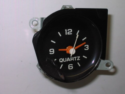 1973 1992 Chevrolet Gmc Truck Quartz Clock 74 75 76 77 78