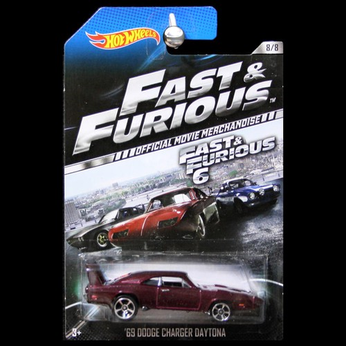 Hot Wheels 2014 Fast Amp Furious 6 1969 Dodge Charger