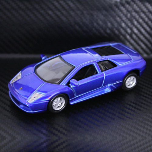 Maisto 2013 Fresh Metal Power Racer 1 40 Lamborghini Murcielago Blue