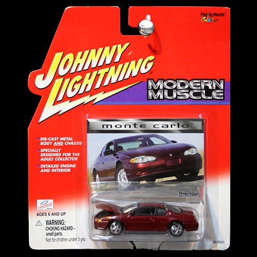 Johnny Lightning Modern Muscle Chevrolet Chevy Monte Carlo