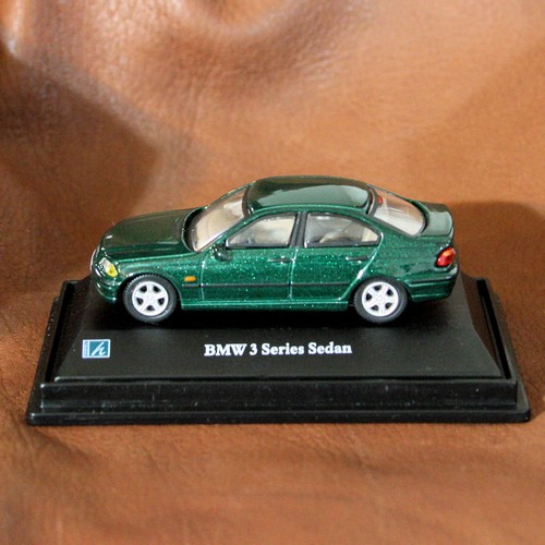 Cararama Hongwell 1 72 Bmw 3 Series Sedan In Green