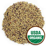 Red Clover Sprouting Seeds Certified Organic 1 Pound Bulk