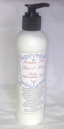 Mountain Silk Hand & Body Lotion