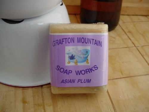 Grafton Mountain Soap