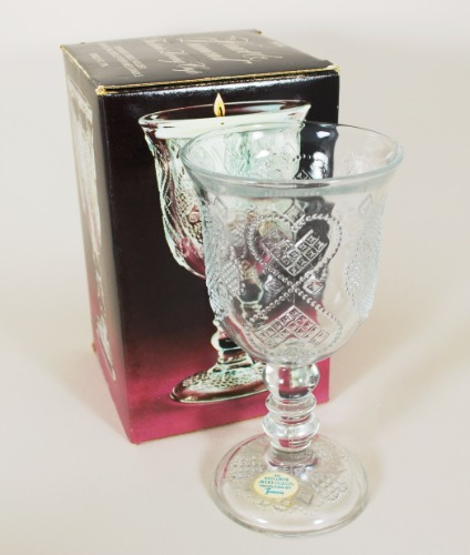 Avon Heart Diamond Loving Cup 4