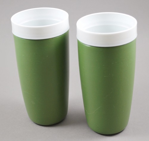 Royal Therm Tall Green Tumbler 1