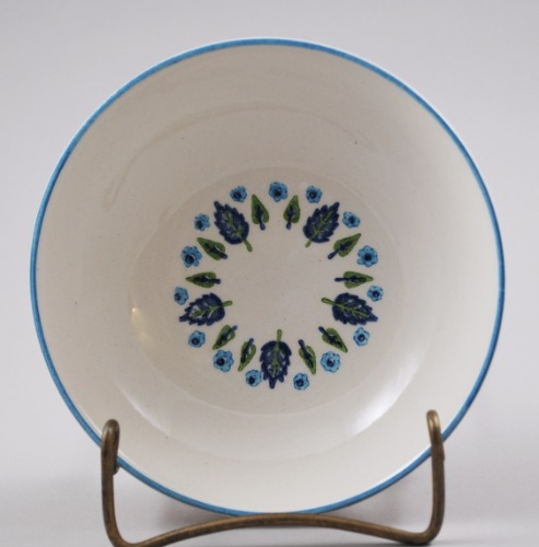 Swiss Alpine Dessert Bowl 1