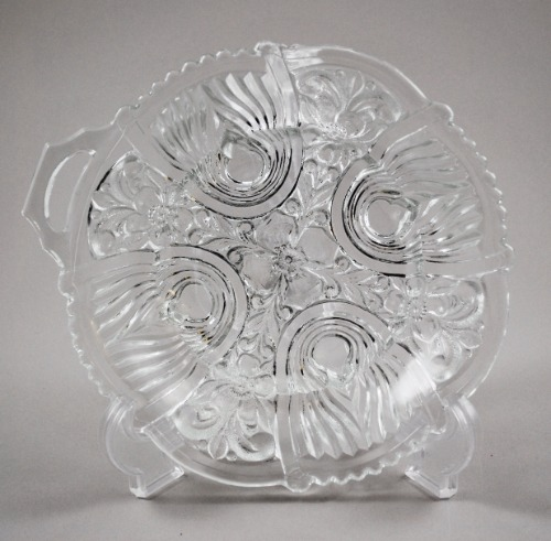 Indiana Clear Killarney Dish 2