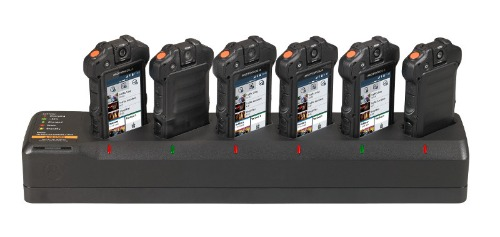 Si300 & Si500 Battery Charger Front 6 Radios Studio 3
