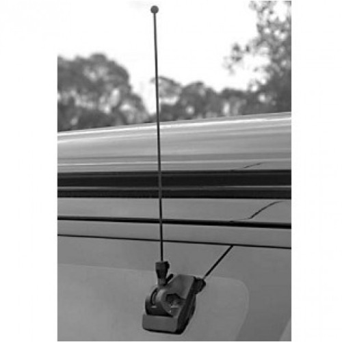 AP454 3 - PCTEL 410-512 Mhz 1/2 Wave Glass Mount Antenna 17ft with PL259
