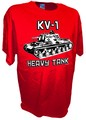KV-1 KV1 Heavy Russian Read Army Stalin Tank RED.jpeg
