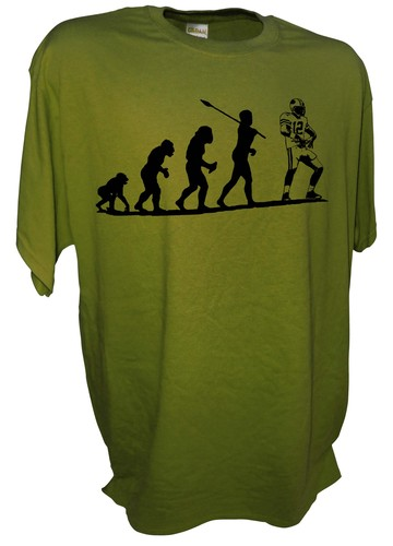 Aaron Rodgers Evolve Relax  Greenbay Packers Qb tee gn.jpeg