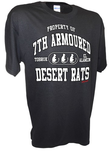 7th Armoured Division Desert Rats
