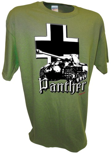Panther Iron Cross Panzer WW2 SS Division D-Day Rc tank gn.jpeg