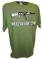 Ak47 Defend the Second Amendment Assault Rifle tee gn.jpeg