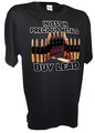 50 Cal Browning Ammo Funny Pro Gun Firearms Conservative tee bk.jpeg