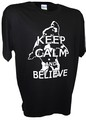 Bigfoot Keep Calm Believe Sasquatch Cryptid Yeti t shirt bk.jpeg
