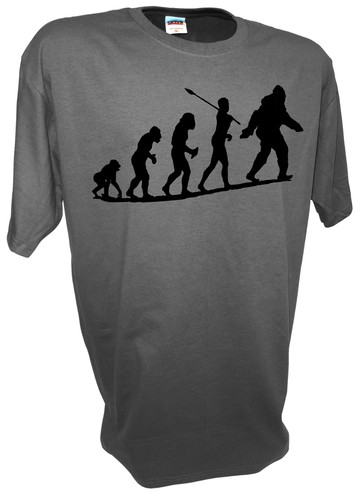Bigfoot Sasquatch Caveman Evolution Chart gray.jpeg