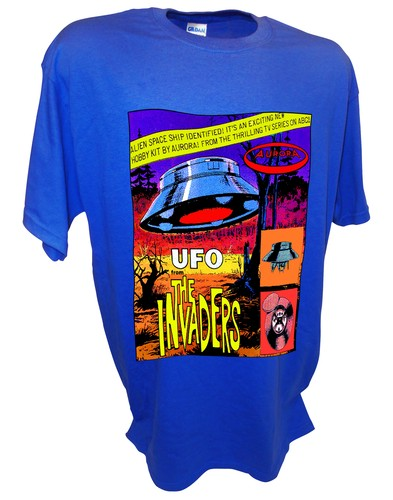 The Invaders Science Fiction 60's Tv Irwin Allen Ufos Aliens blue.jpeg