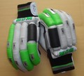 BDM LE Sachin Cricket Batting Gloves - GREEN IPL EDITION
