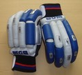 BDM LE Sachin Cricket Batting Gloves - LIGHT BLUE IPL EDITION