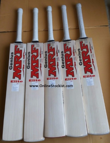 a2fe793cee9 MRF ABD ELITE RESERVE Grade English Willow Cricket Bat 2018-2019 ...