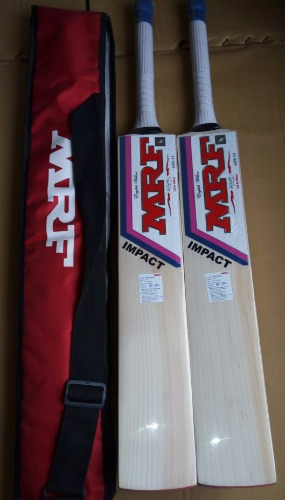 48077eee1 MRF ABD IMPACT English Willow Cricket Bat 2018-2019 - OnlineStockist