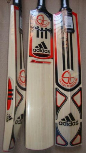 Adidas ST Elite English Willow Cricket Bat - Sachin Tendulkar