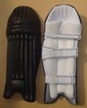 BLACK Unbranded X1 Cricket Batting Pads