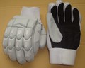 ULTIMATE Light Weight Cricket Batting Gloves - BLACK PITTARDS